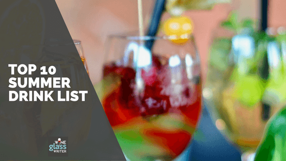 The Top 10 Summer Drink List